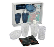 4Pc Bathroom Set